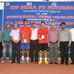ITF MEN'S FUTURES